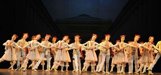 festivales  The 12th International Ballet Festival DANCE OPEN