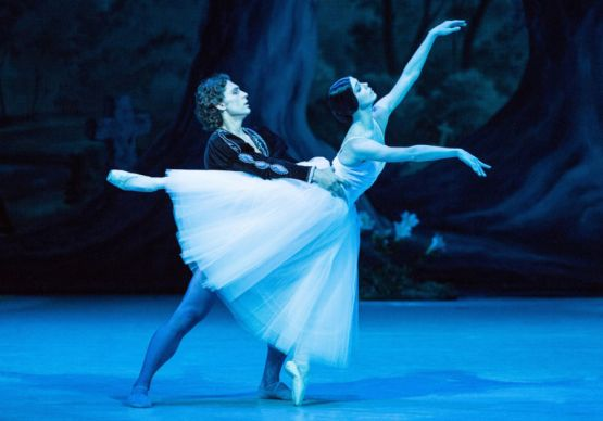 clasica  Mikhailovsky Ballet: Giselle in London