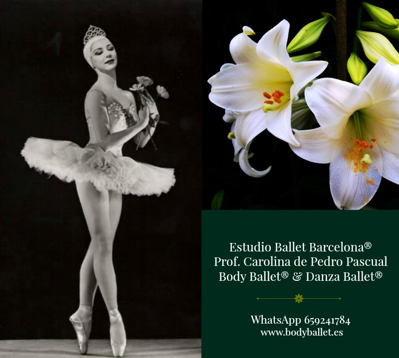 master class  Estudio Ballet Barcelona® Senior & Junior