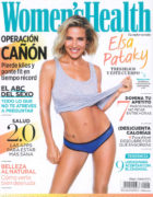 Carolina de Pedro en WOMEN HEALT