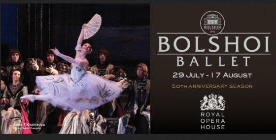 clasica  Bolshoi Ballet – 50th Anniversary Season