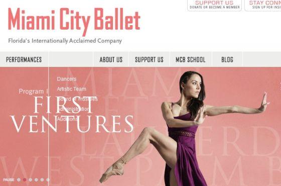cartelera  Miami City Ballet Announces its 2013 2014 Season