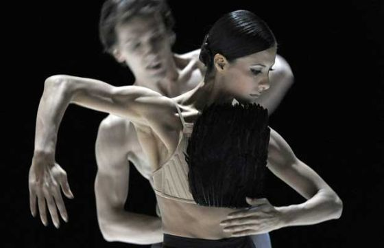 bailarines de ballet  Elisa Carrillo bailarina de la Ópera de Berlín estrena ballet sobre Frida Kahlo