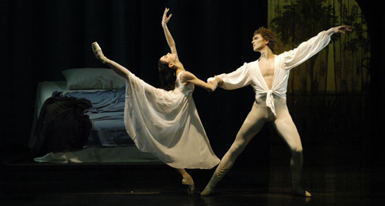 clasica  John Crankos Romeo and Juliet, the Bavarian State Ballet