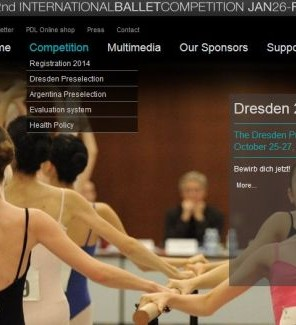 The Prix de Lausanne is coming to Dresden