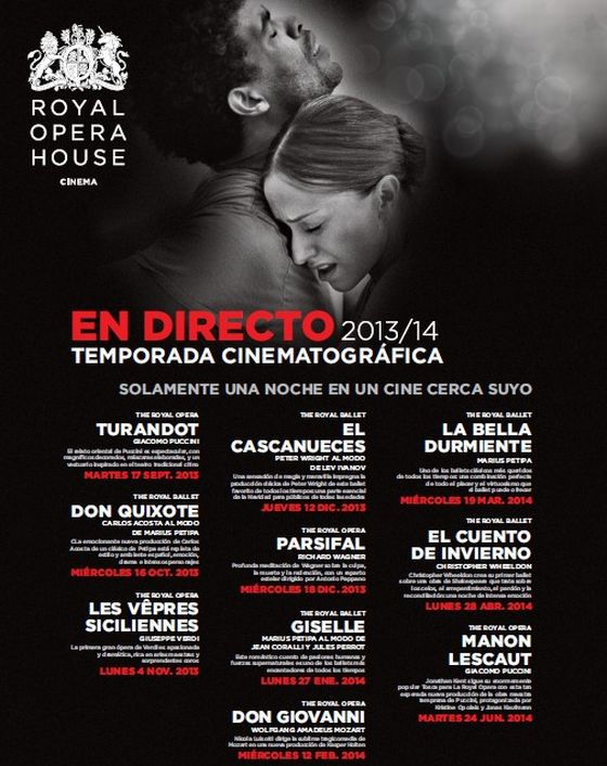 videos  Royal Opera House Live Cinema Season 2013/2014