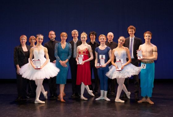 certamenes  Royal Academy of Dance: Genée medallists announced