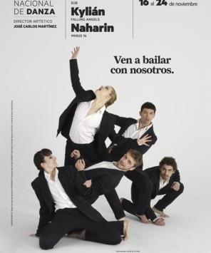 Una mañana con la Compañía Nacional de Danza