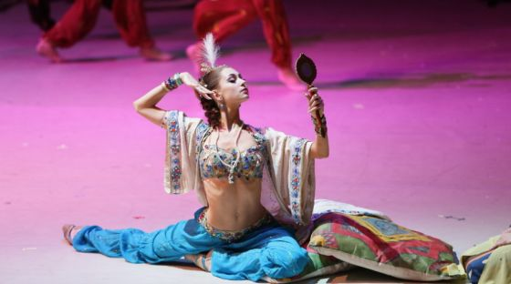 internacional  Ballet Mariinsky en México