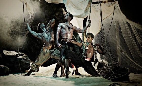 Le Corsaire by English National Ballet