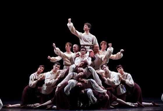 argumentos de ballet  Argumento Ballet Les Noces