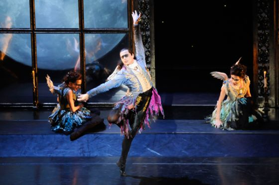 internacional  Matthew Bournes Sleeping Beauty in New York City Center