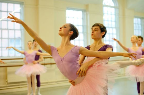 clasica  English National Ballet School celebrates 25 years
