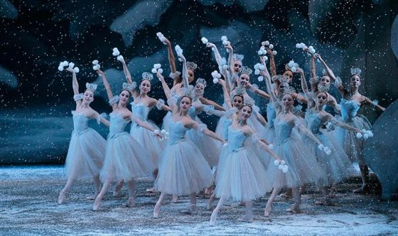 archivo de noticias de danza ballet  G. Balanchines The Nutcracker™ New York City Ballet