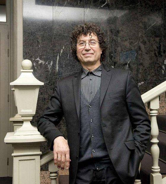 personalidades  Sergei Radchenko Director del Russian National Ballet