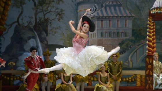 clasica  The Nutcracker the Staatsballett Berlin