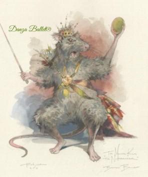 Cascanueces y el rey de los ratones de Ernst T. A. Hoffmann