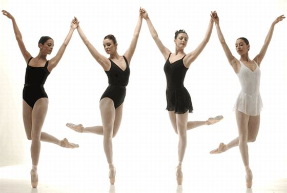 clasica  A History of Pointe Dancing