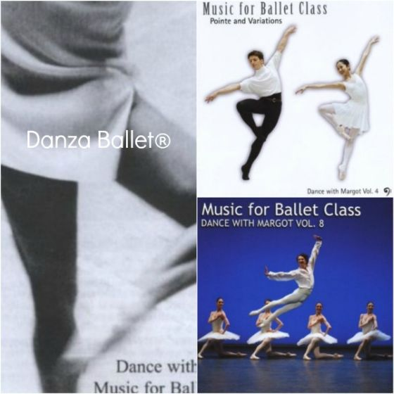 musica  Margot Kazimirska, music for ballet class