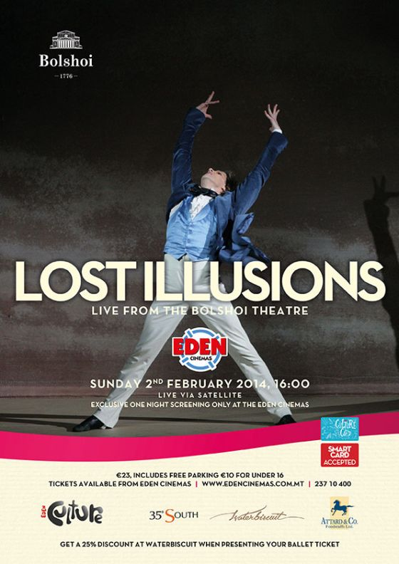 videos  Lost Illusions Live From The Bolshoi Theatre