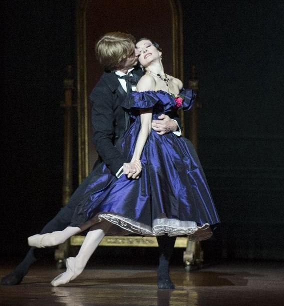 personalidades  Isabelle Ciaravola, Danseuse Étoile l'Opéra national de Paris