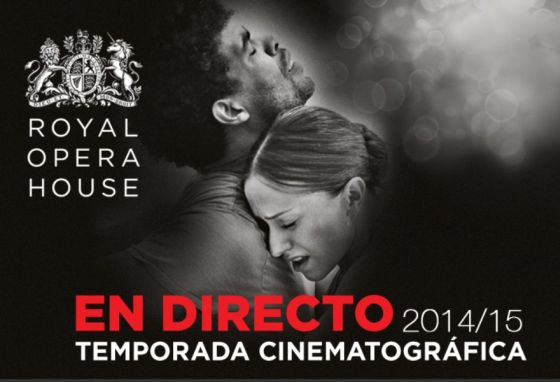 videos  Temporada de cine en directo 2014/2015 de la Royal Opera House