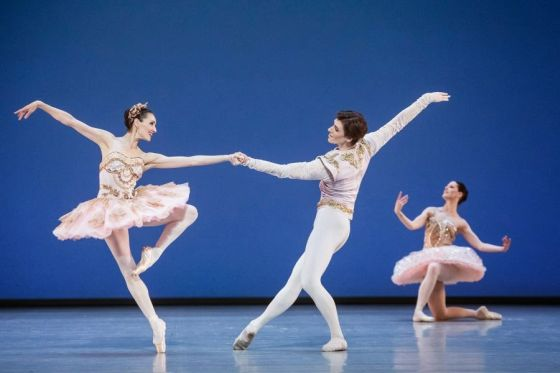 videos  BALANCHINE   MILLEPIED en los cines el 3 de junio de 2014
