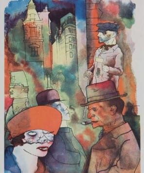 George Grosz - el gran pasatiempo