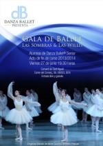 bailarines de ballet  Carolina de Pedro en Televisión Española