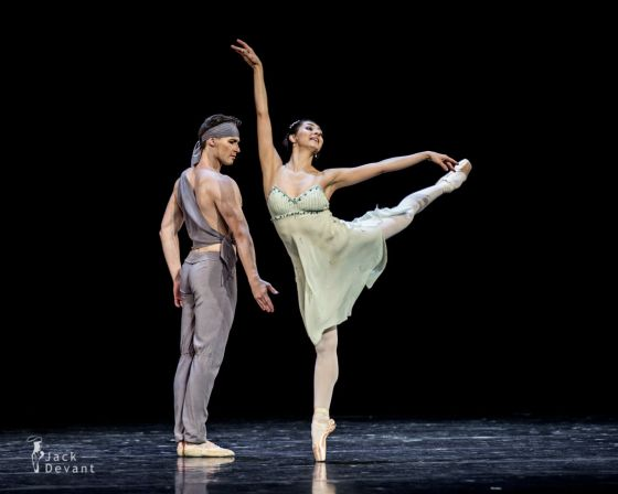 argumentos de ballet  Ballet The Talisman