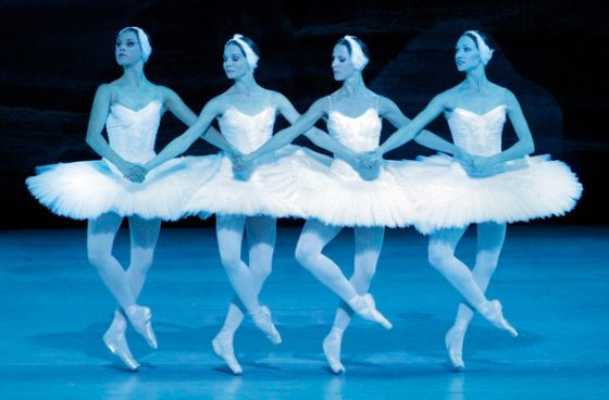 internacional  Bolshoi Ballet off to the USA again on tour