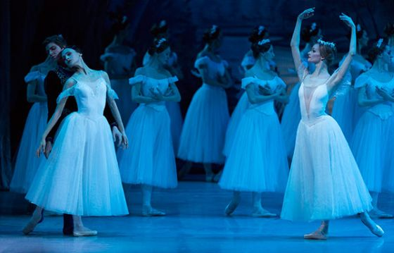 internacional  THE UNITED STATES THE MIKHAILOVSKY BALLET