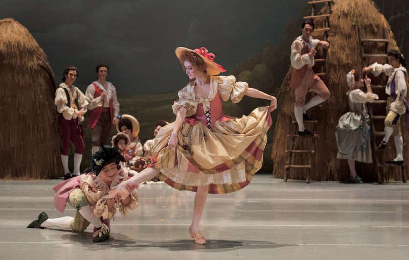 festivales  Festival de Danza Oviedo 2015   Teatro Campoamor