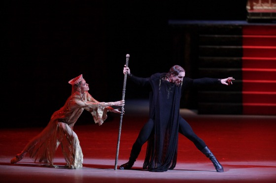 argumentos de ballet  Ballet Ivan the Terrible