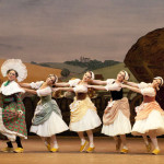 videos  THE ROYAL BALLET presenta 'LA FILLE MAL GARDÉE' en directo en cines