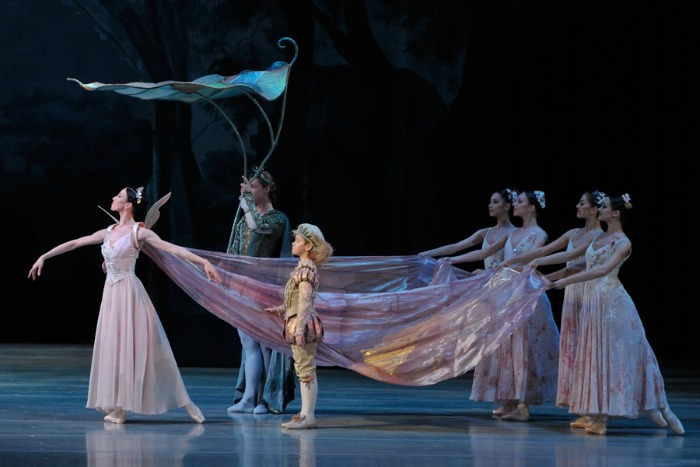 clasica  A Midsummer Nights Dream   Mariinsky Theatre