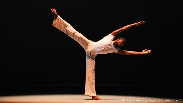 cartelera  Alvin Ailey American Dance Theater Théâtre du Châtelet