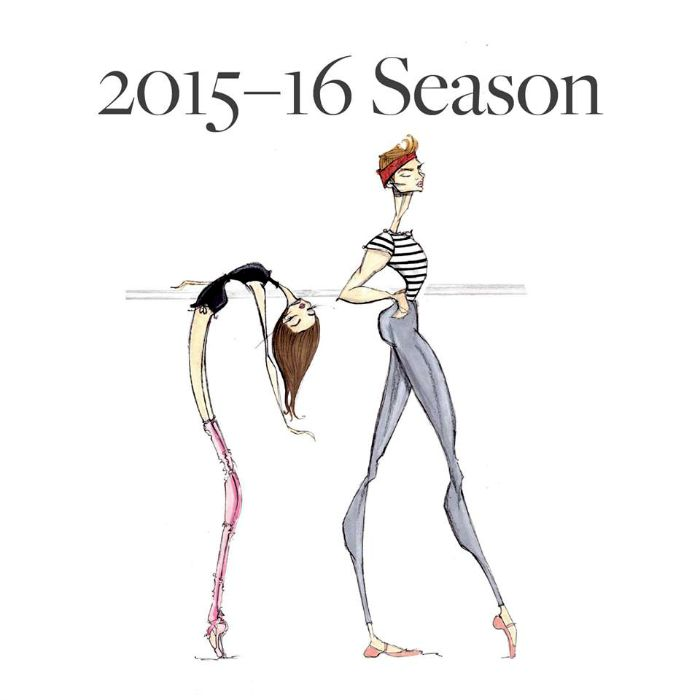 cartelera  2015 16 Season New York City Ballet