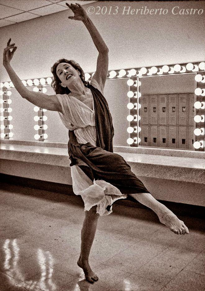 bailarines de ballet  Entrevista a Lori Belilove