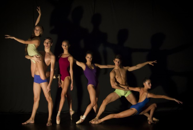 bailarines de ballet  BCN CITY BALLET Project