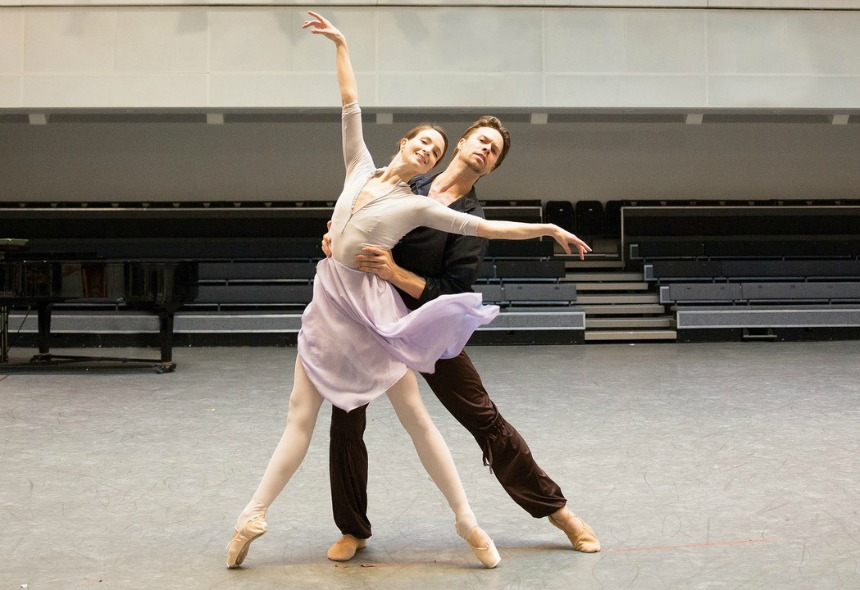 Ballet and Dance 2015/16 of The Royal Ballet