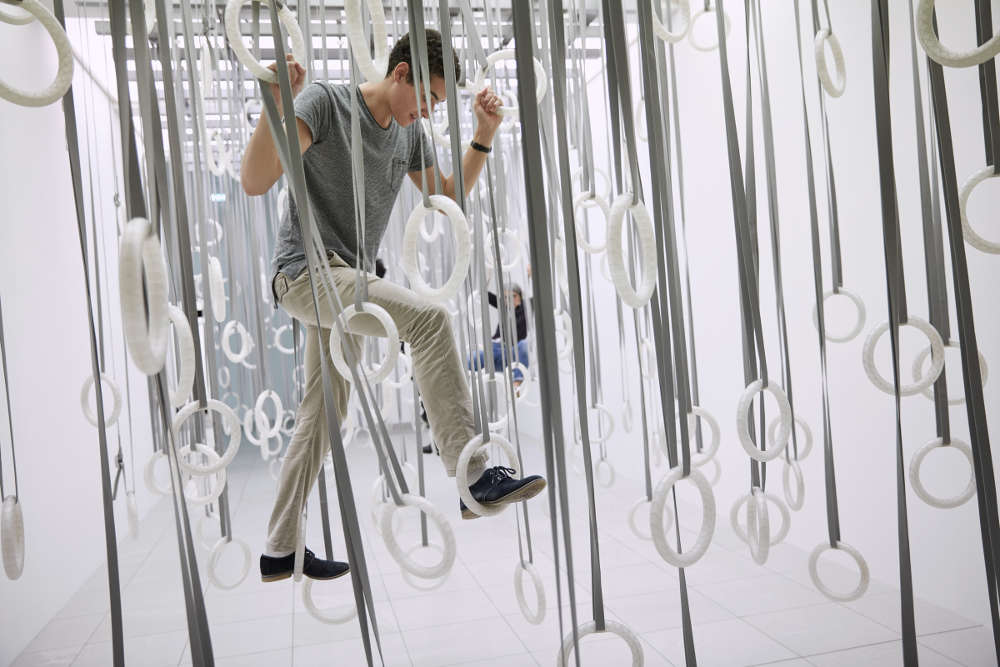 personalidades contemporanea colaboradores  William Forsythe. The fact of matter