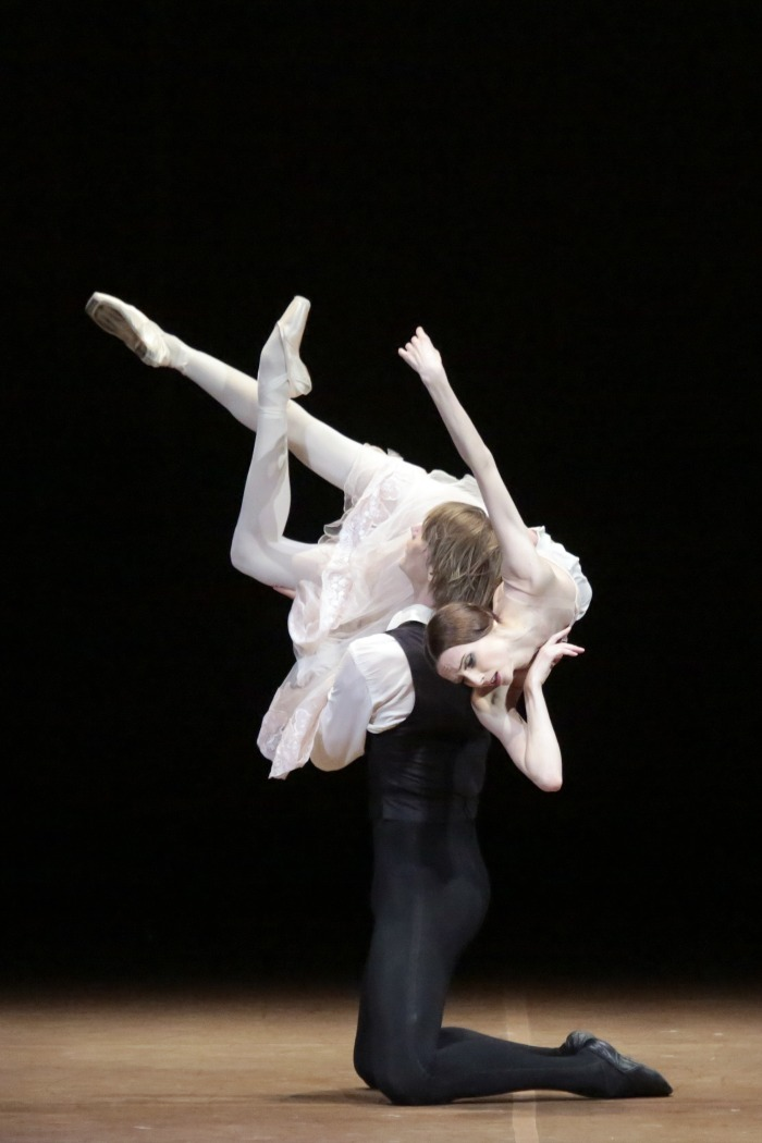cartelera argumentos de ballet  Lady of the Camellias, Bolshoi Ballet