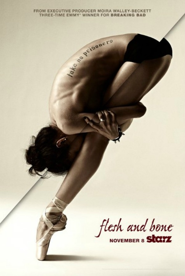 videos bailarines de ballet  Flesh and Bone. TV Series