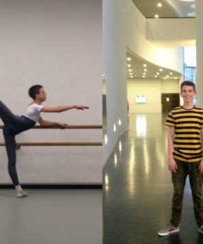 RUSSIAN MASTERS BALLET CAMP and the STATE BALLET SCHOOL OF BERLIN