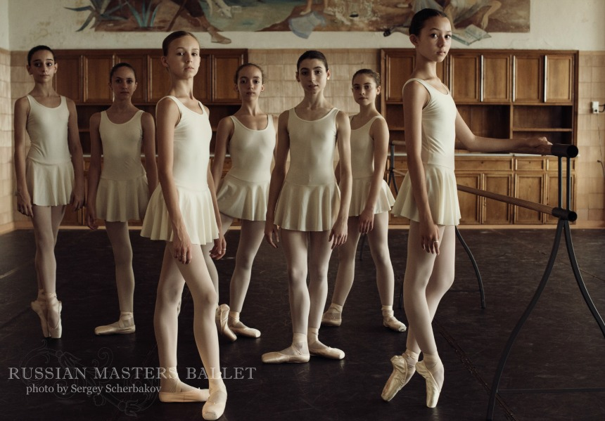 master class  Auditions for RUSSIAN MASTERS BALLET CAMP 2016