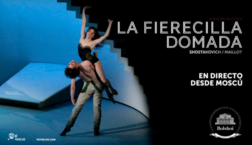 videos  La Fierecilla Domada por el Bolshoi Ballet en los cines