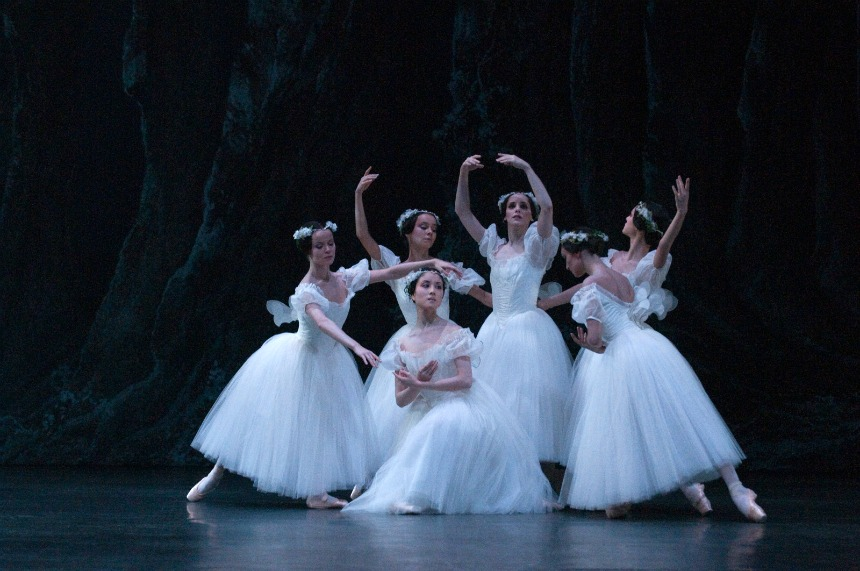 cartelera  Giselle, Opéra national de Paris