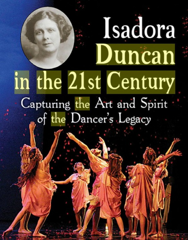 libros  Isadora Duncan in the 21st Century