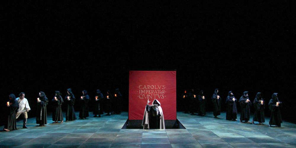 cartelera  Don Carlo, James Rhodes y  la Compañía Nacional de Danza en el Festival de Verano